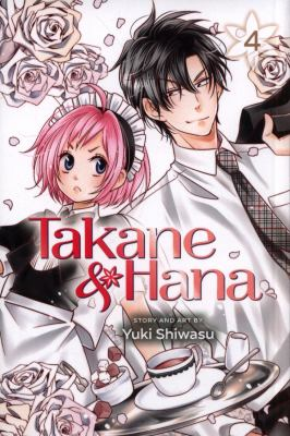 Cover image for Takane & Hana. 4
