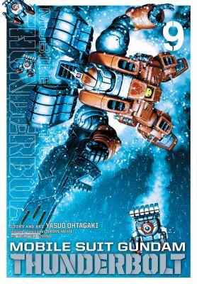 Cover image for Mobile suit Gundam. Thunderbolt. 9