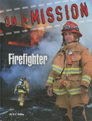 Cover image for Firefighter