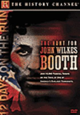 Cover image for The hunt for John Wilkes Booth