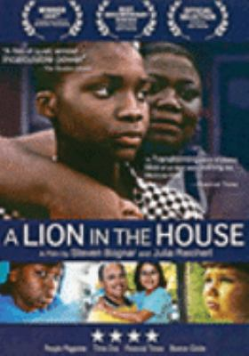Cover image for A lion in the house