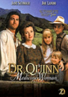 Cover image for Dr. Quinn medicine woman. The complete season two