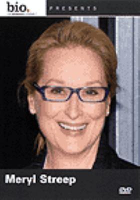 Cover image for Meryl Streep