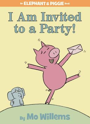 Cover image for I am invited to a party!