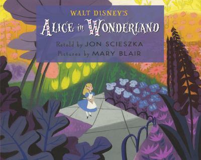 Cover image for Walt Disney's Alice in Wonderland