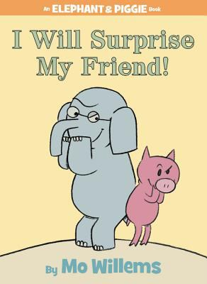 Cover image for I will surprise my friend!