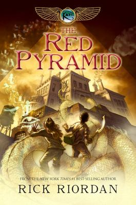 Cover image for The red pyramid