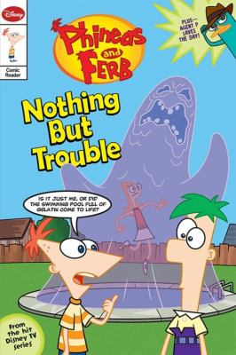 Cover image for Nothing but trouble