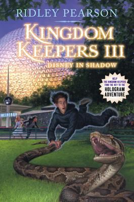 Cover image for Kingdom keepers III : Disney in shadow