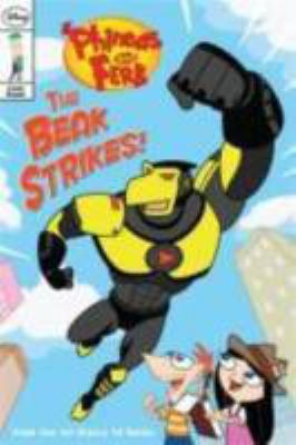 Cover image for The beak strikes!