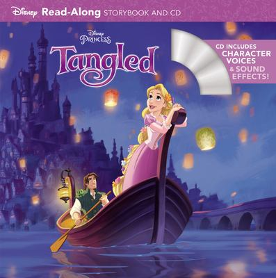 Cover image for Tangled : read-along storybook and CD