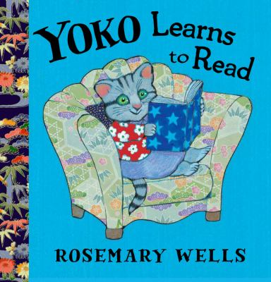 Cover image for Yoko learns to read