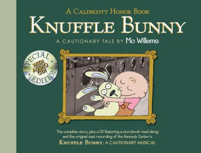 Cover image for Knuffle Bunny : a cautionary tale