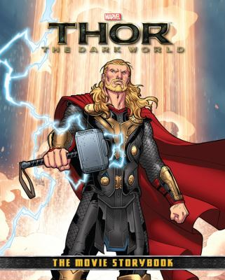 Cover image for Thor : the dark world : the movie storybook