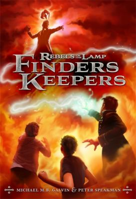 Cover image for Finders keepers