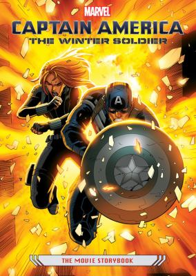 Cover image for Captain America : the Winter Soldier : the movie storybook