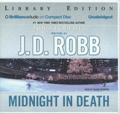 Cover image for Midnight in death