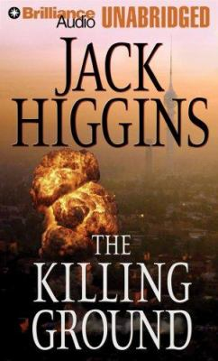 Cover image for The killing ground