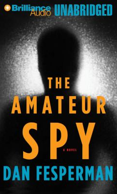 Cover image for The amateur spy