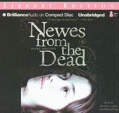 Cover image for Newes from the dead