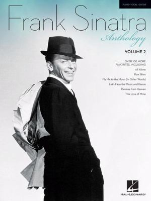 Cover image for Frank Sinatra anthology. Volume 2 : piano, vocal, guitar.