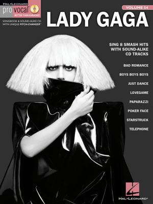Cover image for Lady Gaga.
