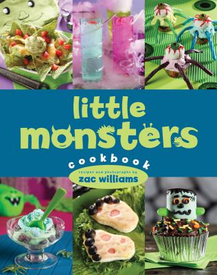 Cover image for Little monsters cookbook : recipes and photographs
