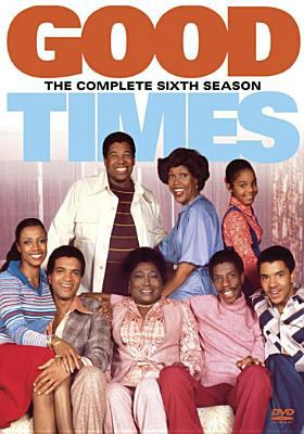 Cover image for Good times. The complete sixth season