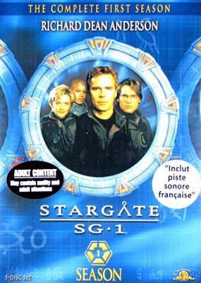 Cover image for Stargate SG-1. Season 1