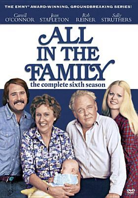 Cover image for All in the family. The complete sixth season