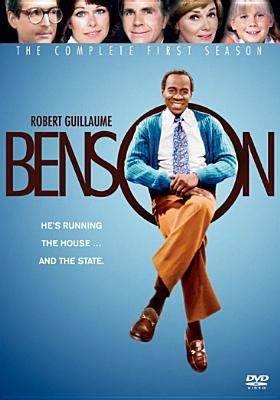 Cover image for Benson. The complete first season