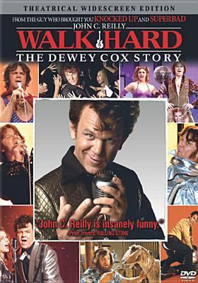 Cover image for Walk hard the Dewey Cox story