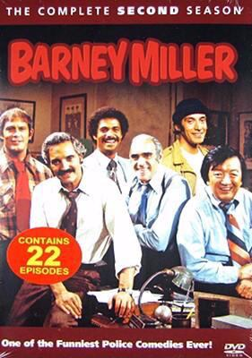 Cover image for Barney Miller. The complete second season