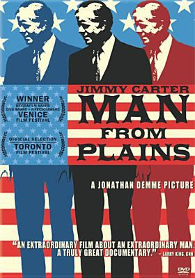 Cover image for Jimmy Carter man from plains
