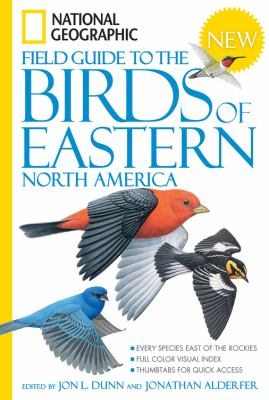 Cover image for National Geographic field guide to the birds of eastern North America