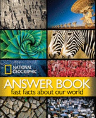 Cover image for Answer book : fast facts about our world