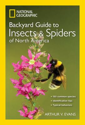 Cover image for National Geographic backyard guide to insects & spiders of North America
