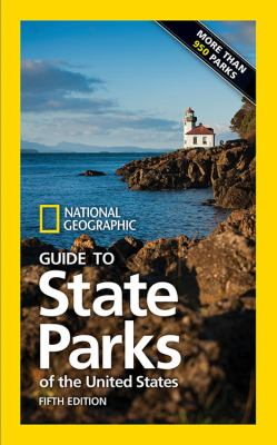 Cover image for National Geographic guide to state parks of the United States