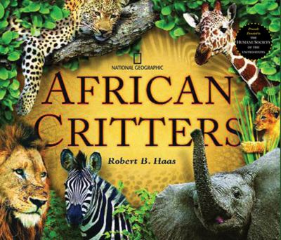 Cover image for African critters