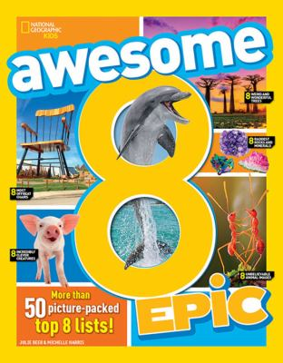 Cover image for Awesome 8 epic