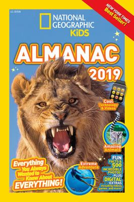 Cover image for National Geographic kids almanac 2019.