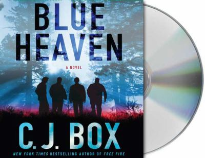 Cover image for Blue heaven