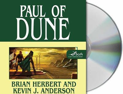 Cover image for Paul of Dune