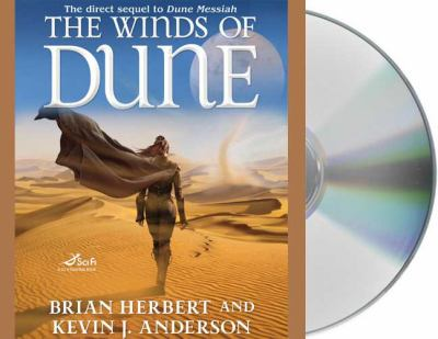 Cover image for The winds of Dune