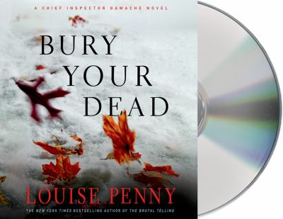 Cover image for Bury your dead