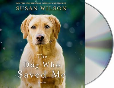 Cover image for The dog who saved me a novel