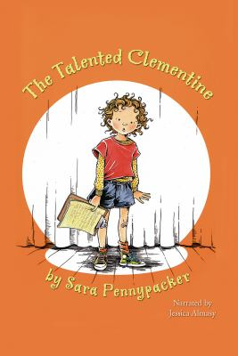 Cover image for The talented Clementine