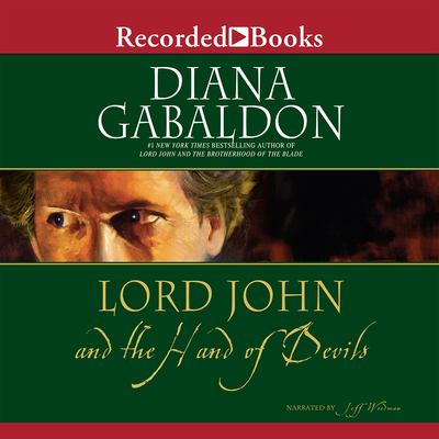 Cover image for Lord John and the hand of devils