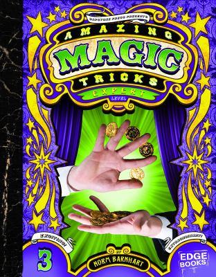 Cover image for Amazing magic tricks : expert level