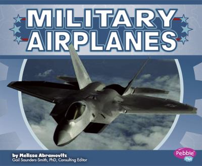 Cover image for Military airplanes